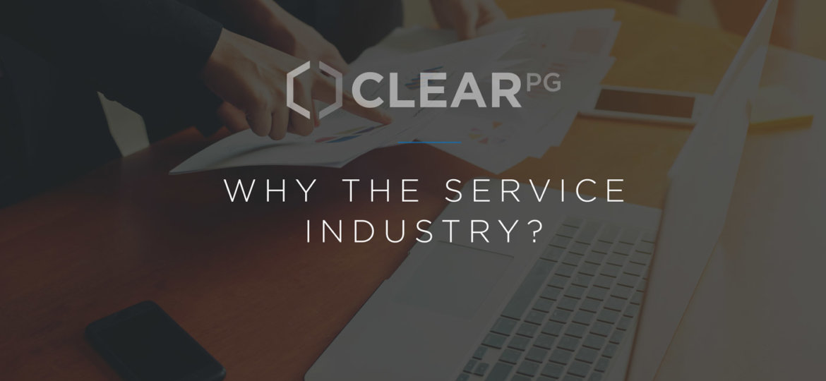 CLEARPG-SERVICE-INDUSTRY