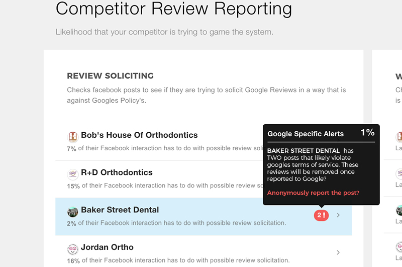 report-posts Reputation Management - Google My Business, Facebook Reviews, and Yelp.  - Clear Partnering Group - Orthodontic and Dental Marketing