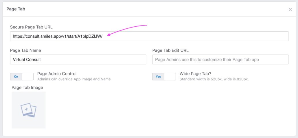 virtual-consult-add-platform-alt-1030x476 How to Create a Custom Tab for Virtual Consult on your Facebook Business Page