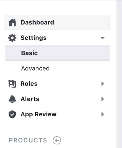 virtual-consult-new-app-settings How to Create a Custom Tab for Virtual Consult on your Facebook Business Page  - Clear Partnering Group - Orthodontic and Dental Marketing