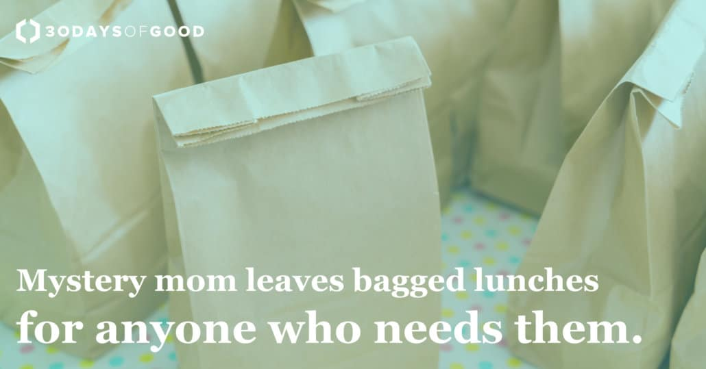 Bagged-Lunches-1030x539 30 Days of Good News