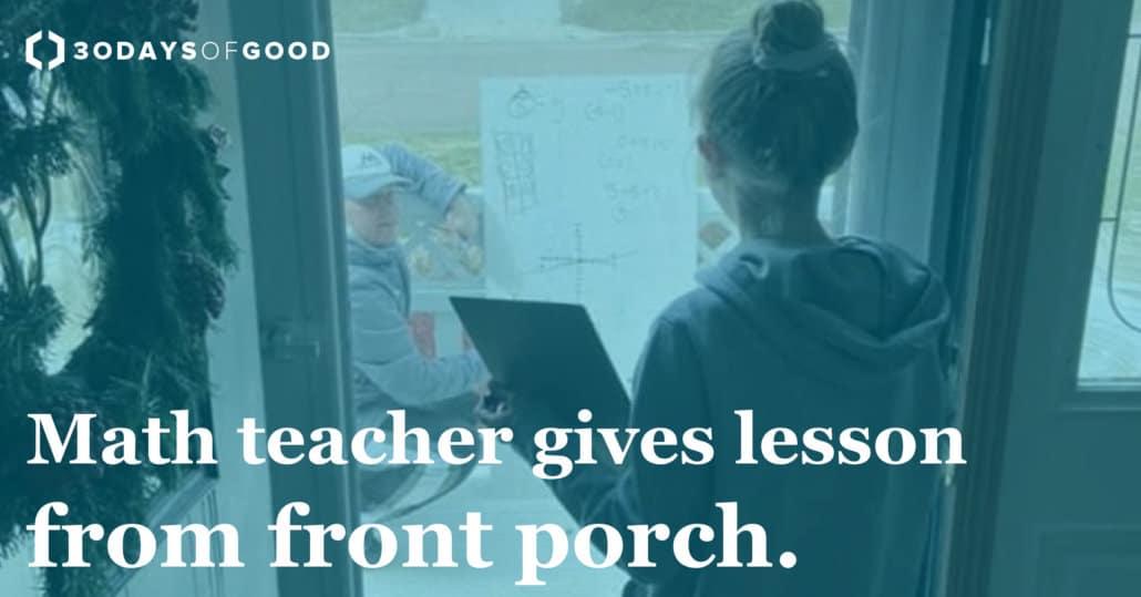 Math-Teacher-1030x539 30 Days of Good News