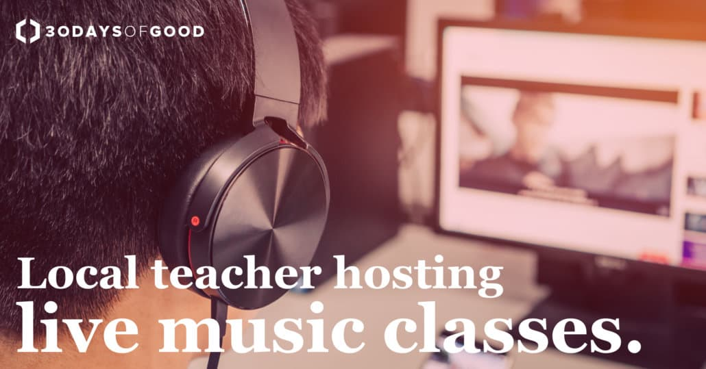 Music-Class-1030x539 30 Days of Good News