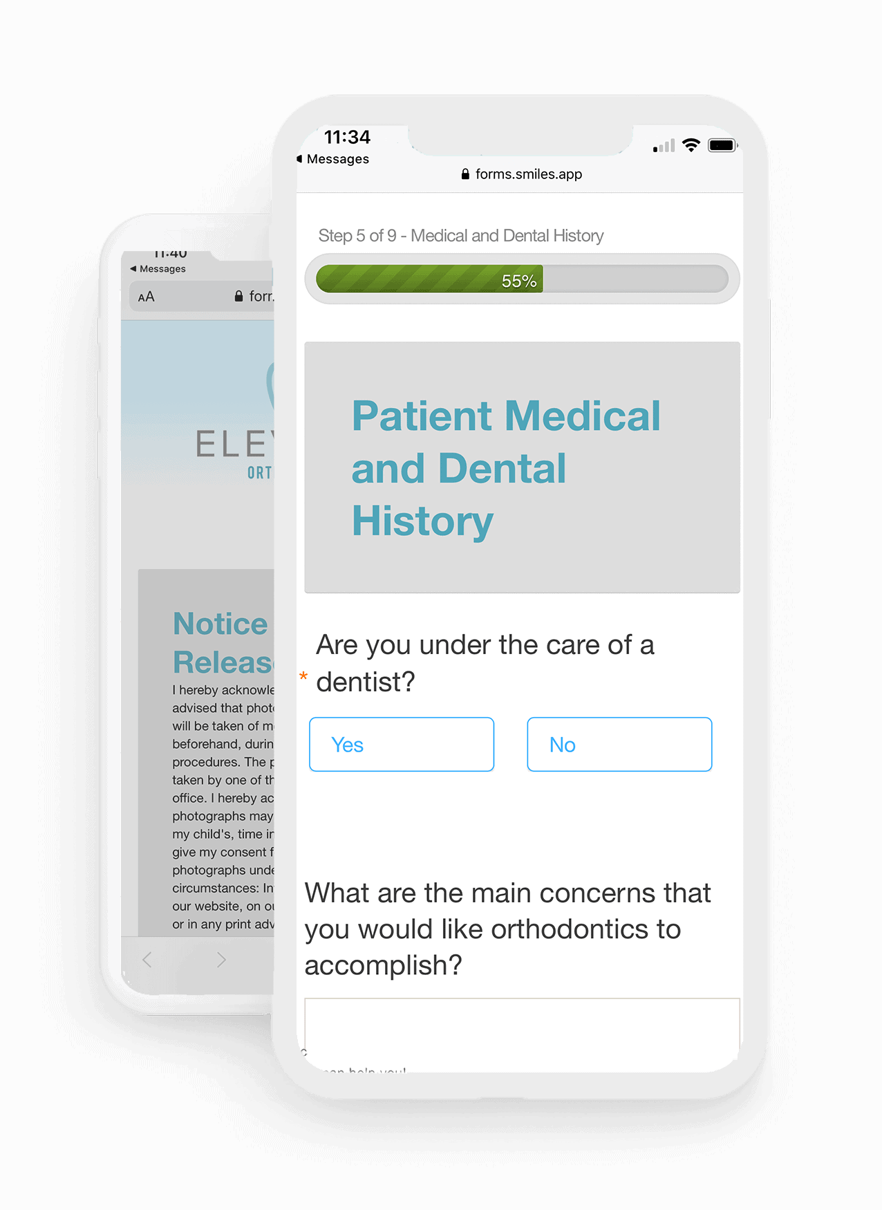 hippa-online-forms-4 Online HIPAA Forms For Orthodontists and Dentists